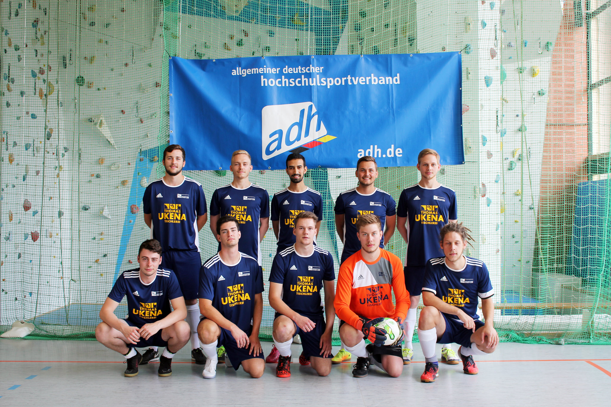 DHM Futsal 2018
