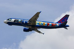 A320 OO-SND London Heathrow 15.06.18-1