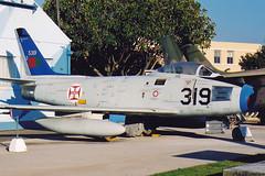 North American F-86F Sabre 5319 Museu do Ar