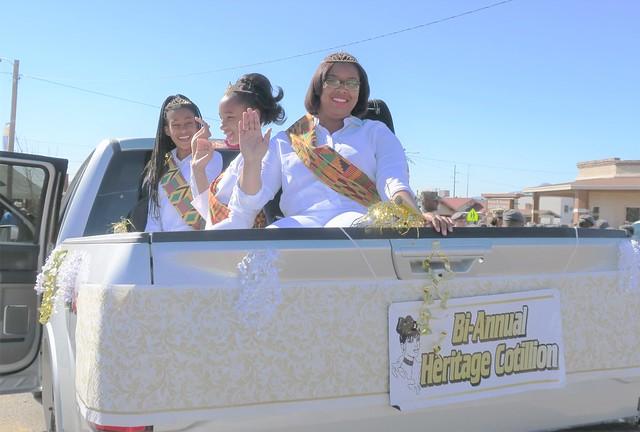 El Paso Black History Parade, Texas