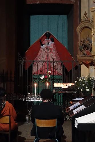 Black Madonna - Notre-Dame de la Daurade - Toulouse, France