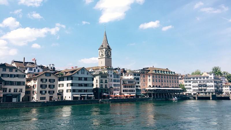 Au revoir Zürich !