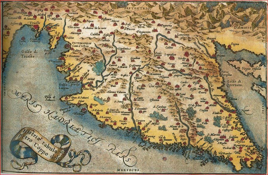 Coppo Istra