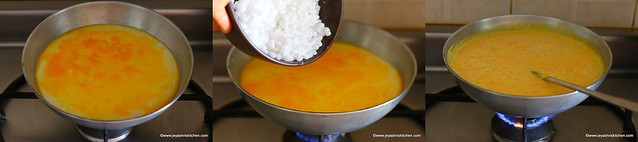 carrot sago kheer 3