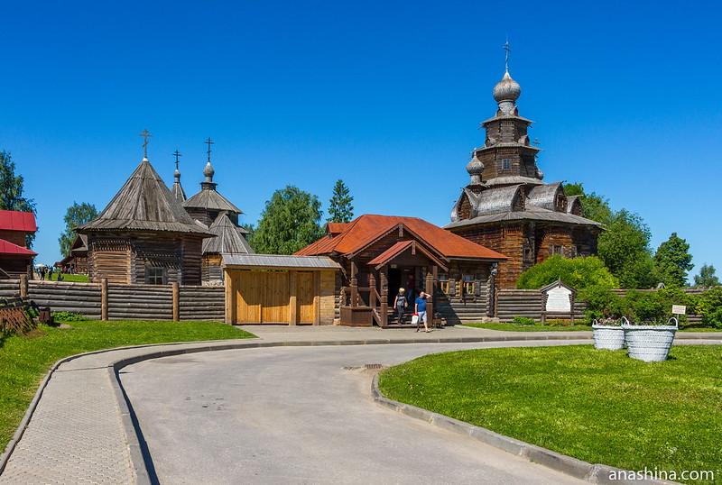 Музей деревянного зодчества и крестьянского быта, Суздаль