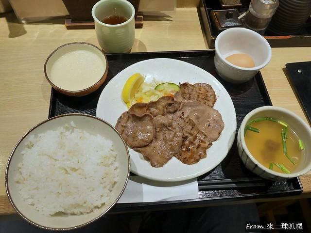 たんやHAKATA牛舌屋博多牛舌早餐17