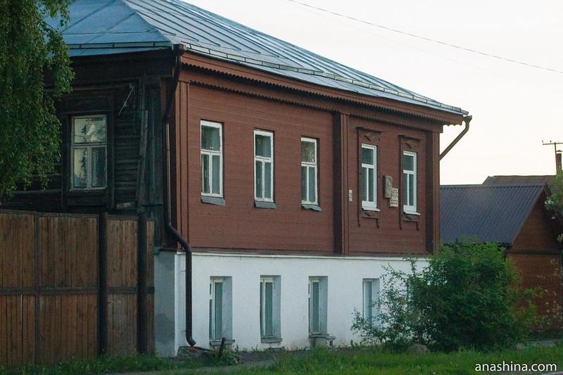 Дом на Васильевской улице, Суздаль