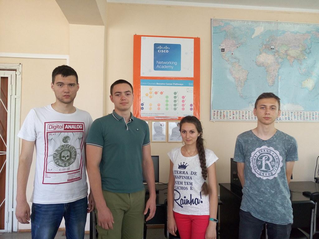 Студенти 3-го курсу