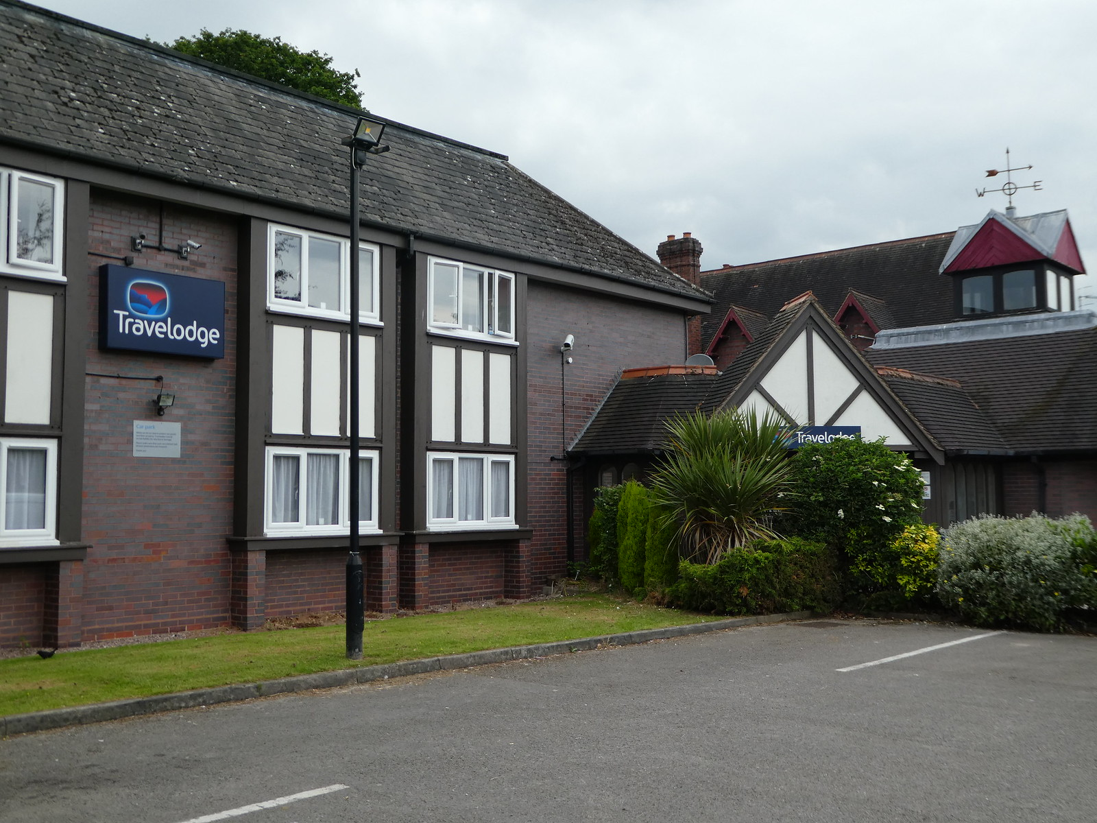 Travelodge, Trentham, Stoke-on-Trent