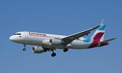 D-AEWK Heathrow 19-04-18
