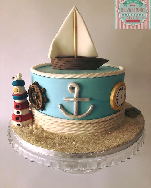 Cake by Silva Lining Cakes