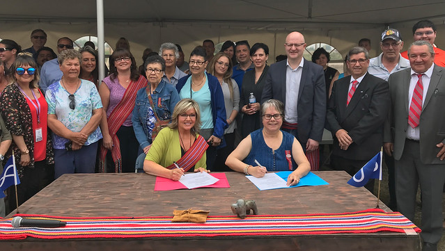 Land sale supports Fort McMurray Métis community