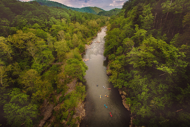 Roanoke River - Roanoke Regional Partnership