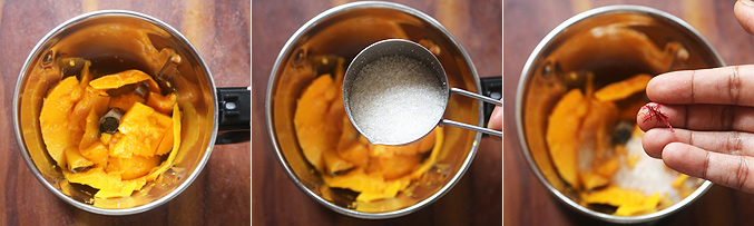 How to make mango ambrosia recipe - Step1