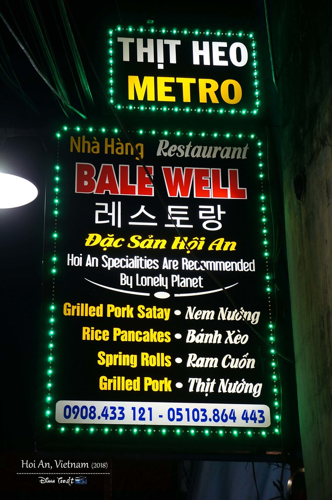 Things to Eat in Hoi An - Bale Well 01
