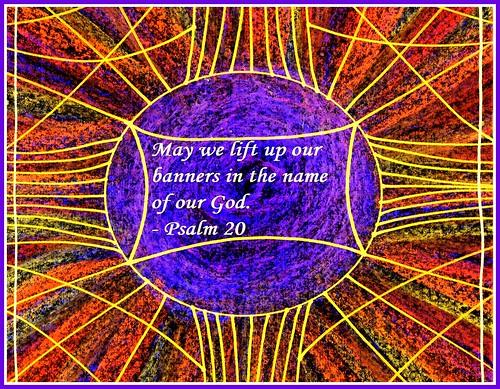 Psalm 20 art