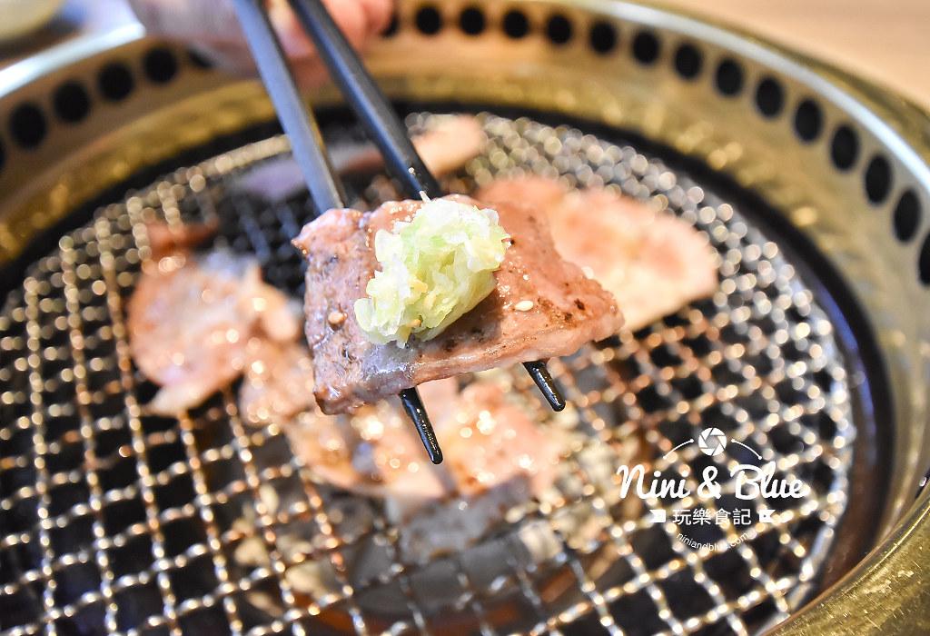 屋馬燒肉 台中公益路 燒肉Menu 18