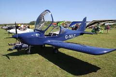 G-NILT Evektor EV-97 [2014-4202] Popham 050518