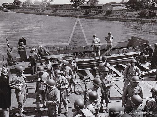 Marines at Lisahally