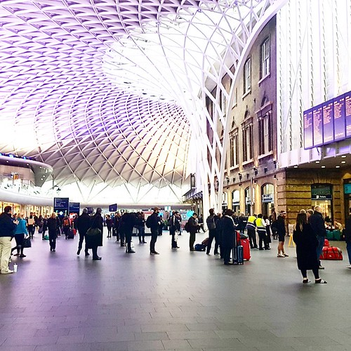 King's Cross, Londra