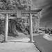 Naoshima Island Temple Gate (Torii)