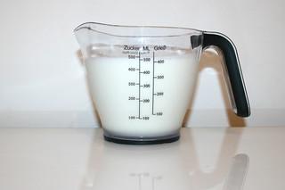 08 - Zutat Milch / Ingredient milk