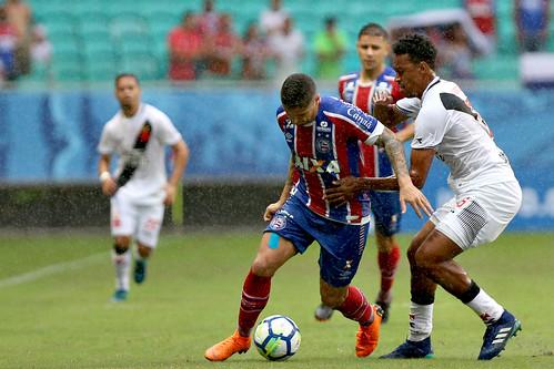 Bahia x Vasco - Brasileiro A 2018 por Felipe Oliveira