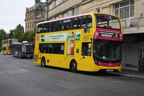 Yellow Buses 200 SN17MTO