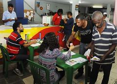 Prefeitura promove ação de saúde voltada à população em situação de rua