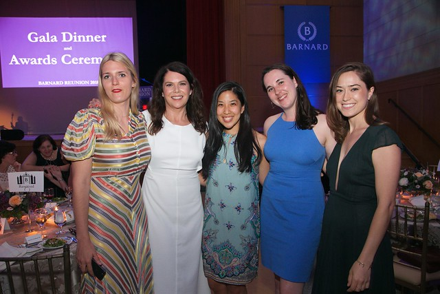 Barnard Reunion 2018 - Gala Dinner and Awards Ceremony