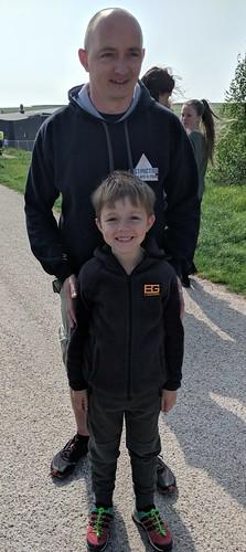 Gedling junior parkrun 27th may 2018