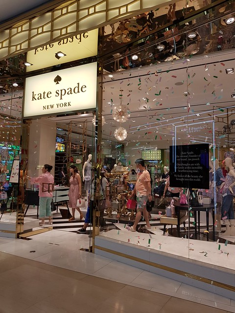 Kate spade in Pavillion