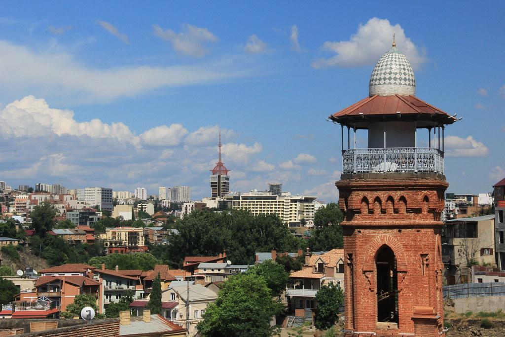 Jumah Mosque, Tbilisi