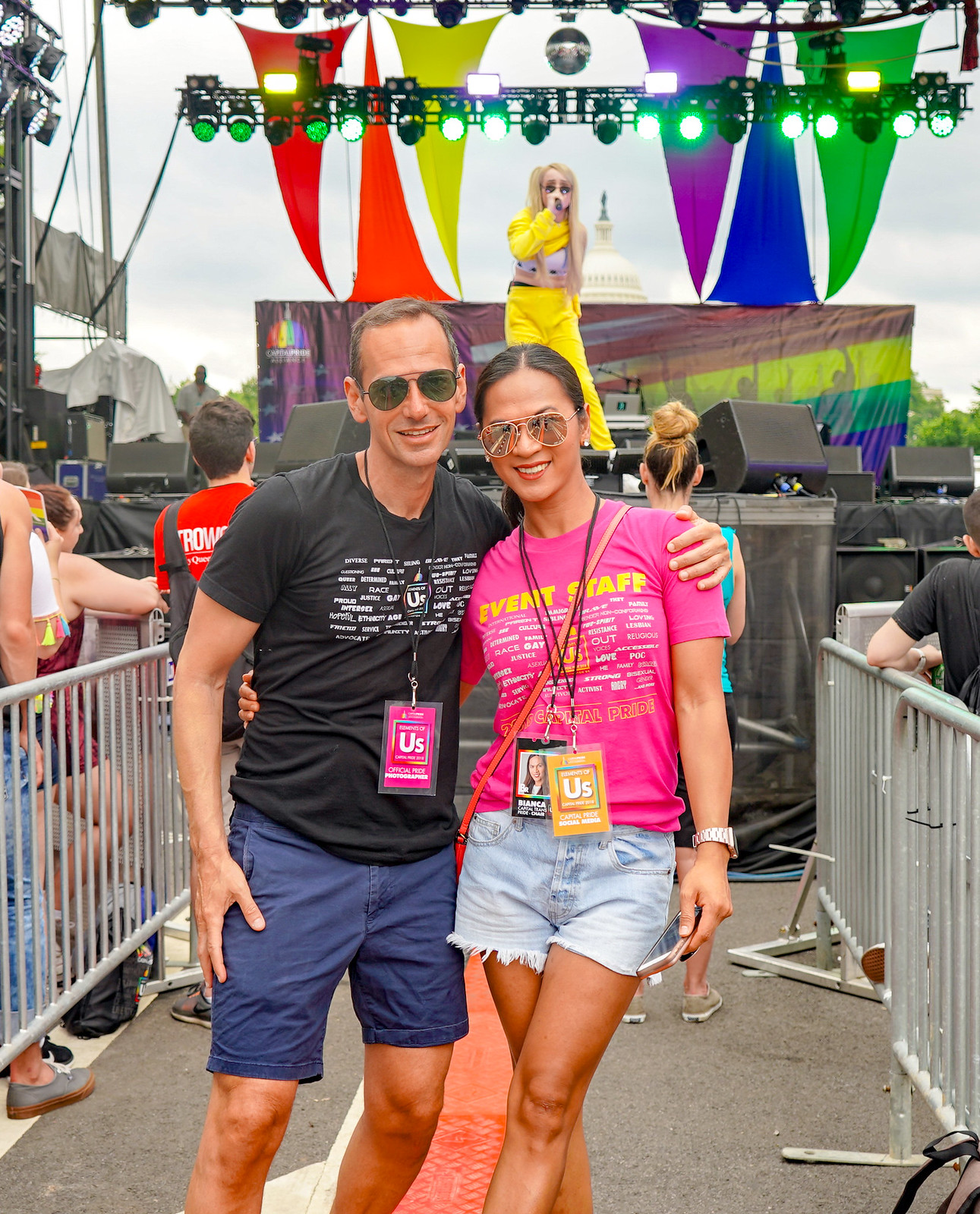 2018.06.10 Capital Pride Behind the Scenes and Closing with Sony A7III, Washington, DC USA03319