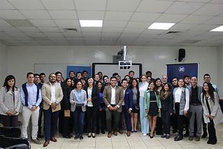 La Corporación Educativa USIL, a través de la Vicepresidencia de Responsabilidad Social (VPRS), recibió un reconocimiento por la destacada labor de promoción del liderazgo juvenil
