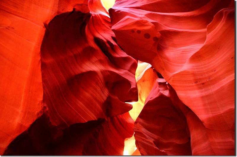 Lower Antelope Canyon, Page, Arizona (4)