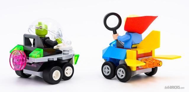 LEGO 76094 DC Comics Mighty Micros Supergirl vs Brainiac