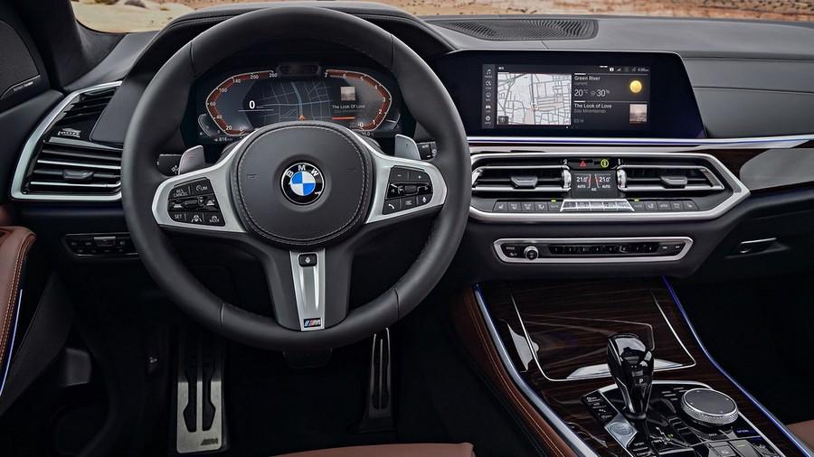 BMW X5 4-ta generacija 7