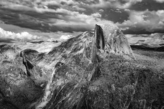 Half Dome, Yosemite, Sony NEX-3N, E PZ 16-50mm F3.5-5.6 OSS