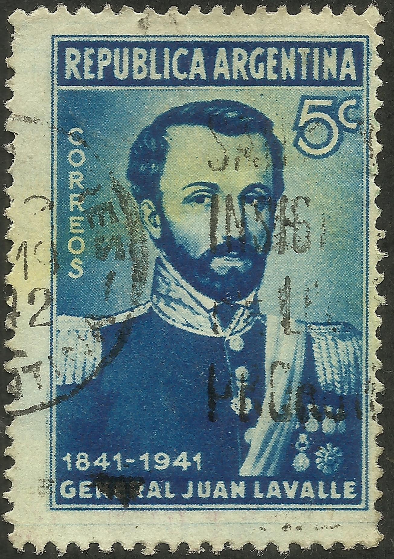 Argentina - Scott #79 (1941)
