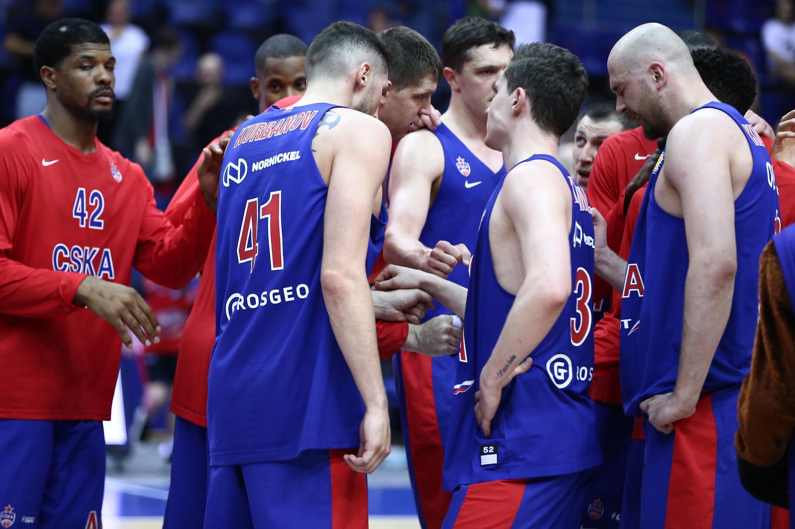 29/05/2018 CSKA-VEF 99:83