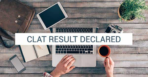 clat result 2018 declared how it happened