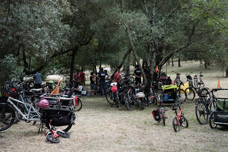 Passeio e Piquenique MUBi / Casa da Bicicultura