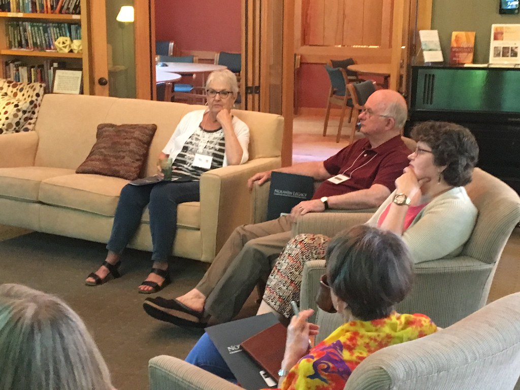 'Befriending Imperfection & Tension: Following the Journey of Henri Nouwen' May 24-27, 2018 (Episcopal House of Prayer – St. John's Collegeville, MN)