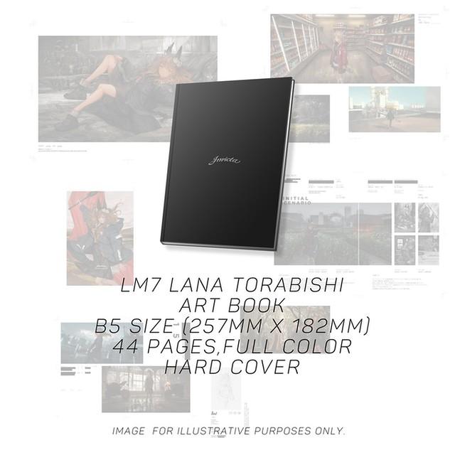 LM7&TRIKT 「LAVENDER QUARTZ 十羅菱LANA」募資計畫開跑!