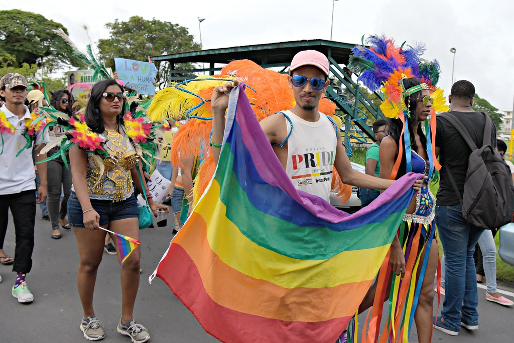 Guyana Pride Parade 2018 #23