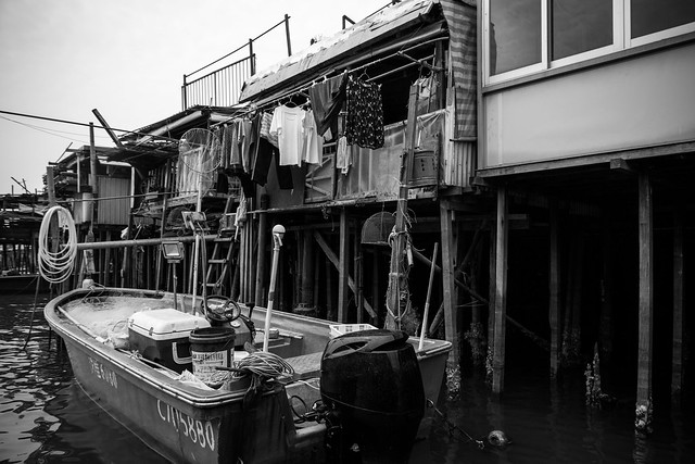 Fisherman Stilt House, Canon EOS 5D MARK III, Sigma 24-70mm f/2.8 EX