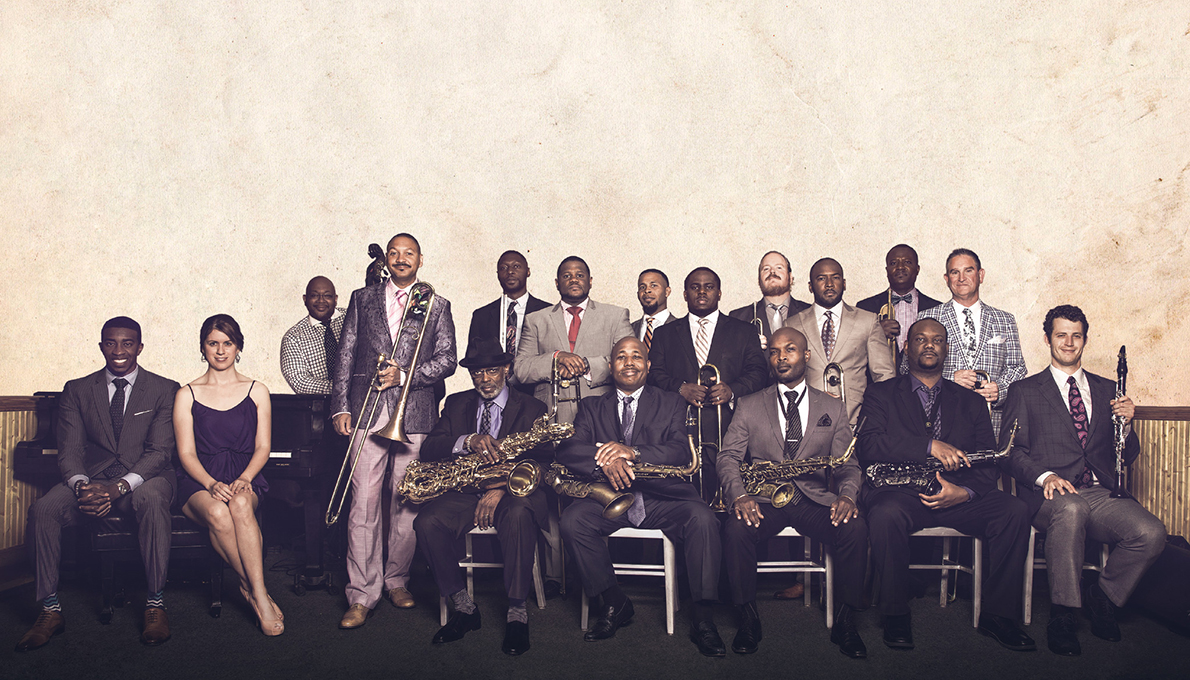 Delfeayo Marsalis presents the Uptown Jazz Orchestra