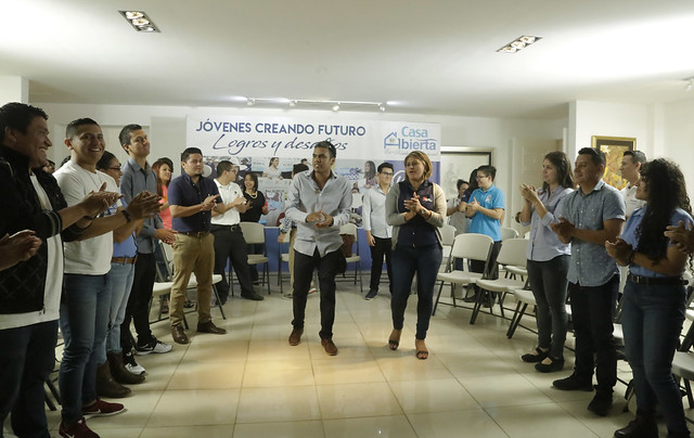 Casa Abierta- Jóvenes Creando Futuro logros y desafíos (1)