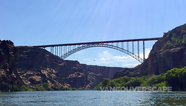Twin Falls/Base jumpers on Perrine Bridge